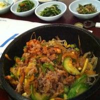 Photo taken at LA Yimone Korean Restaurant by Christopher E. on 12/5/2012