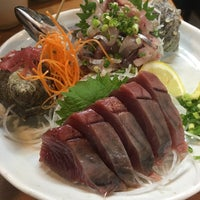 Photo taken at 一心水産 秋津店 by sue on 7/15/2018