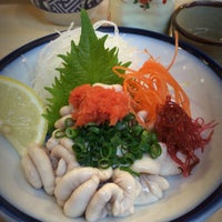 Photo taken at 一心水産 秋津店 by sue on 1/24/2015