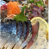 Photo taken at 一心水産 秋津店 by sue on 2/7/2015