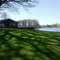 Photo taken at Zuiderpark by Giavouz T. on 4/18/2015