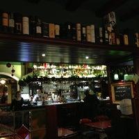 Photo taken at Le Milton Pub by Fabrice B. on 12/20/2012