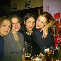 Photo taken at Caffe Bar Moloco by Dragana V. on 1/29/2014