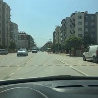 Photo taken at Sadık İleri Bulvarı by Nihat Ö. on 8/31/2017
