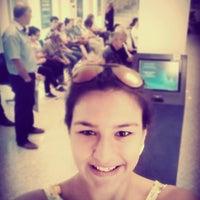 Photo taken at Halkbank by Çağla A. on 9/1/2014