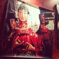 Photo taken at Coffee & Souvenir Phuket Thaihua Museum by Marek M. on 6/19/2014