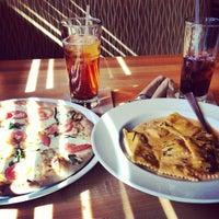 Photo taken at California Pizza Kitchen by Yvonne Z. on 5/5/2013