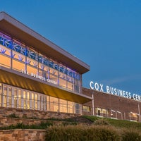 Photo taken at Cox Business Center by Cox Business Center on 1/29/2014