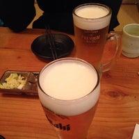 Photo taken at 도쿄 뒷골목 이야기 中い内 by WALKaholic G. on 11/21/2014