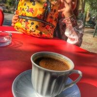 10/21/2017 tarihinde 👑💕Burçin S.ziyaretçi tarafından Çınaraltı Cafe'de çekilen fotoğraf