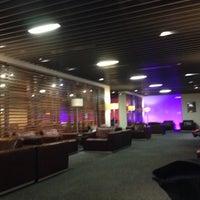 Photo taken at Star Alliance Lounge by Faraz K. on 9/14/2013