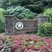 Photo taken at City of Lake Oswego by Michael O. on 7/12/2016