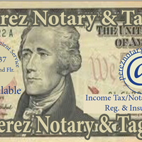 Photo taken at Perez Notary & Tags by Perez Notary & Tags on 1/30/2014