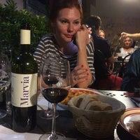 Photo taken at Ristorante Il Merlo by Dmitri K. on 7/21/2014