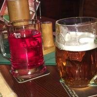 Photo taken at Restaurace U Vltavy by Borek S. on 2/4/2013