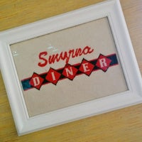 Photo taken at Smyrna Diner by SomeAudioGuy on 6/23/2014