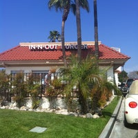 Photo taken at In-N-Out Burger by Patti S. on 3/27/2013