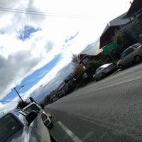 Photo taken at Coñaripe by Manu F. on 5/22/2017