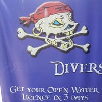 Photo taken at Pirate Divers by Risto M. on 6/18/2013