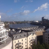Photo taken at The Chelsea Harbour Hotel London by Chris R. on 10/27/2013