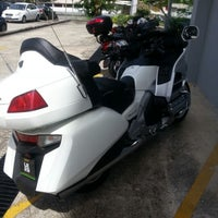 Photo taken at B-top Motor Sdn Bhd by Jack Z. on 11/24/2012