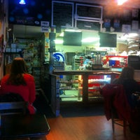 Photo taken at New Moon Cafe by Kyle Z. on 2/11/2013