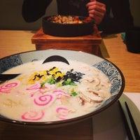 Photo taken at Yokozuna Japanese Ramen 橫綱 by Carmen O. on 1/20/2014