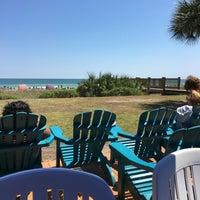 Photo taken at Bummz Beach Cafe by Patrick D. on 4/24/2016