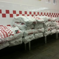 Photo taken at Five Guys by Nate J. on 6/30/2013