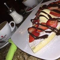 Photo taken at Gran Caffè Italia by Samer A. on 3/18/2016