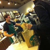 Photo taken at Starbucks by Drew F. on 4/27/2013