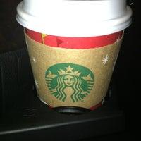 Photo taken at Starbucks by Drew F. on 12/2/2012