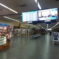 Photo taken at Aeroporto Internacional de Manaus / Eduardo Gomes (MAO) by DongHo W. on 12/13/2012