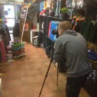 Photo taken at helsinki surf shop by Jesse K. on 3/7/2014