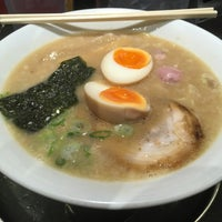Photo taken at 光麺 恵比寿店 by Gutty on 9/13/2017