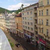 Photo taken at Billa by Sergey S. on 6/20/2014