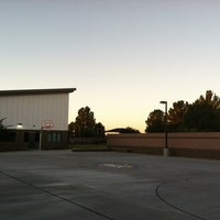 Photo taken at ICAN Lon E. Hoeye Youth Center by Isaac K. on 10/25/2012