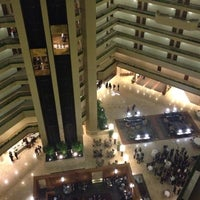 Photo taken at The Westin Chicago Northwest by Cris F. on 11/13/2012