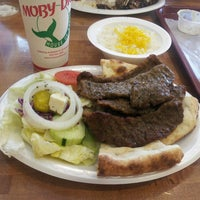 Photo taken at Moby Dick House of Kabob by Rita C. on 6/1/2013