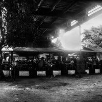 Photo taken at Soto Lamongan Bawah Jembatan Kahayan by Wongso W. on 11/5/2014