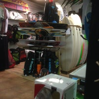 Photo taken at helsinki surf shop by helsinki surf shop on 1/30/2014