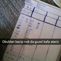 Photo taken at Çizgi by Buse O. on 3/17/2016