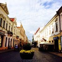 Снимок сделан в Улица Ольги Кобылянской пользователем Valentin K. 10/20/2014