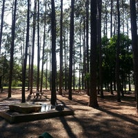Photo taken at Daffin Park Dog Park by Clint R. on 6/15/2013