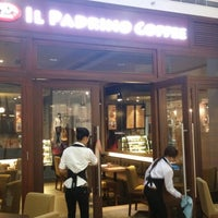 Photo taken at Il Padrino Coffee by Enzo T. on 7/30/2014