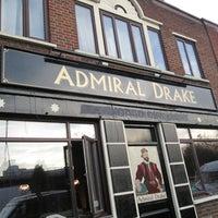 Photo taken at Admiral Drake by Admiral Drake on 2/12/2014
