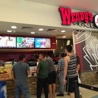 Photo taken at Wendy's by Marcus N. on 8/6/2013