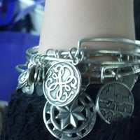 Photo taken at ALEX AND ANI by Xandra F. on 3/23/2014