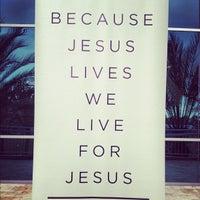 Photo taken at Mariners Church by Jeff U. on 10/9/2012