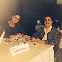 2/7/2015 tarihinde Tugba🇹🇷ziyaretçi tarafından CK Farabi Hotel Toplantı&Balo&Düğün Salonu'de çekilen fotoğraf